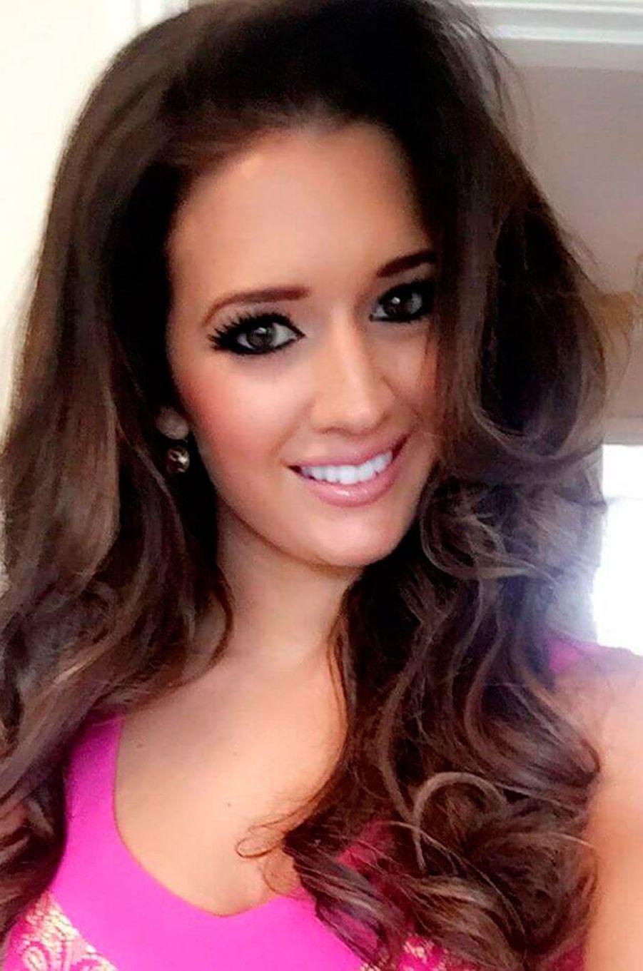 Jaime Lee Faulkner, Miss Grande-Bretagne