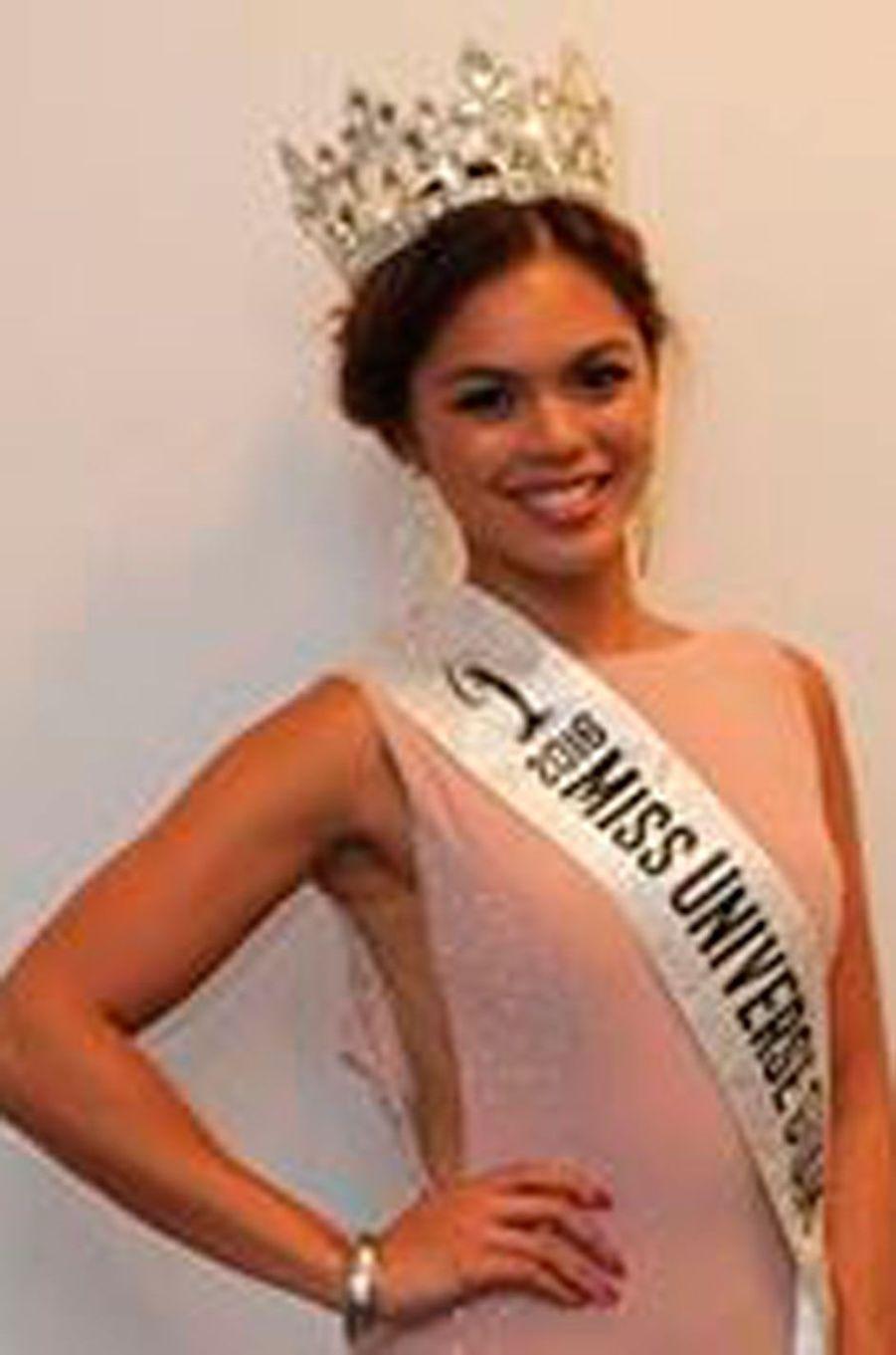 Muneka Taisipic, Miss Guam