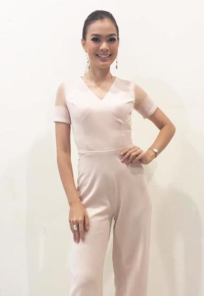Kezia Roslin, Miss Indonésie