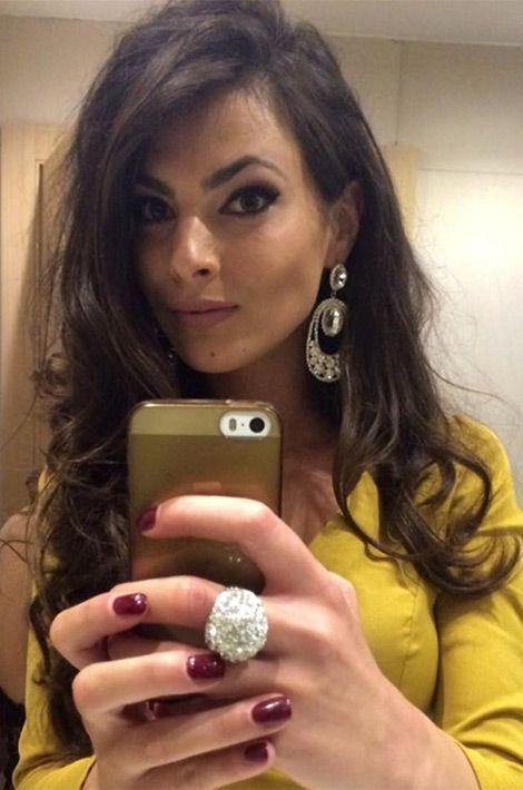 Adela Zoranić, Miss Montenegro.