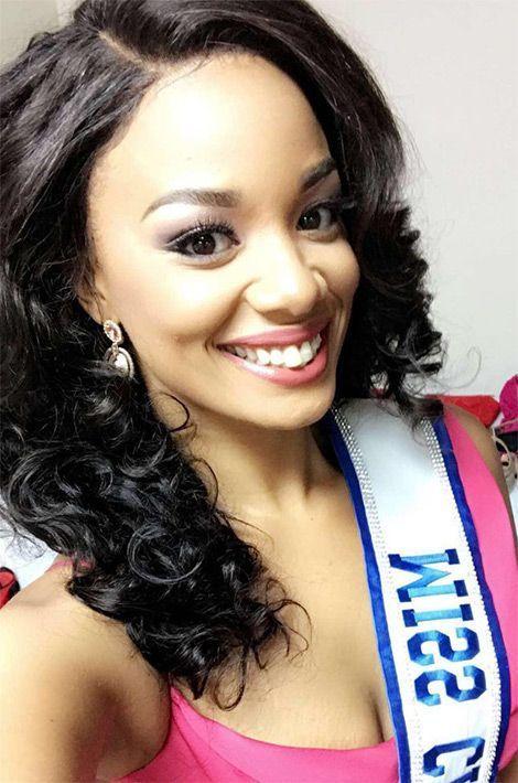 Anika Conolly, Miss îles Caïmans.