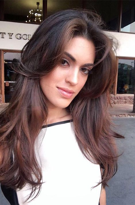 Ariela Machado, Miss Paraguay.