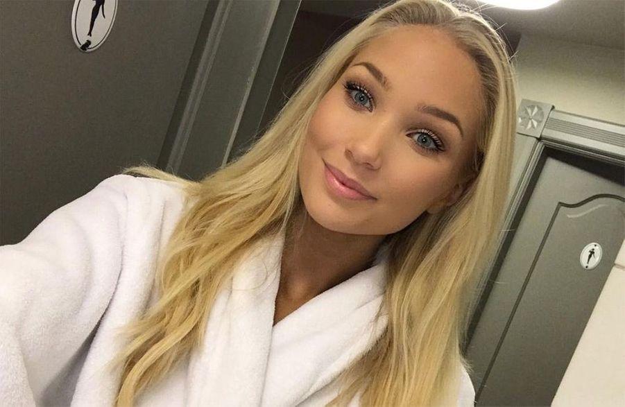 Arna Ýr Jónsdóttir, Miss Islande.