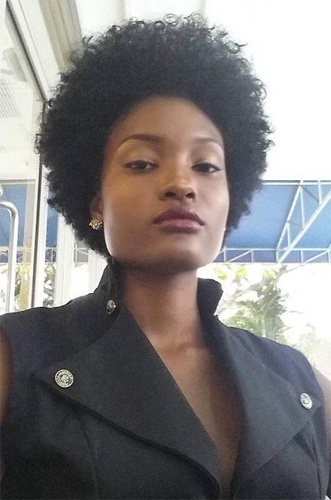 Davina Bennett, Miss Jamaïque.