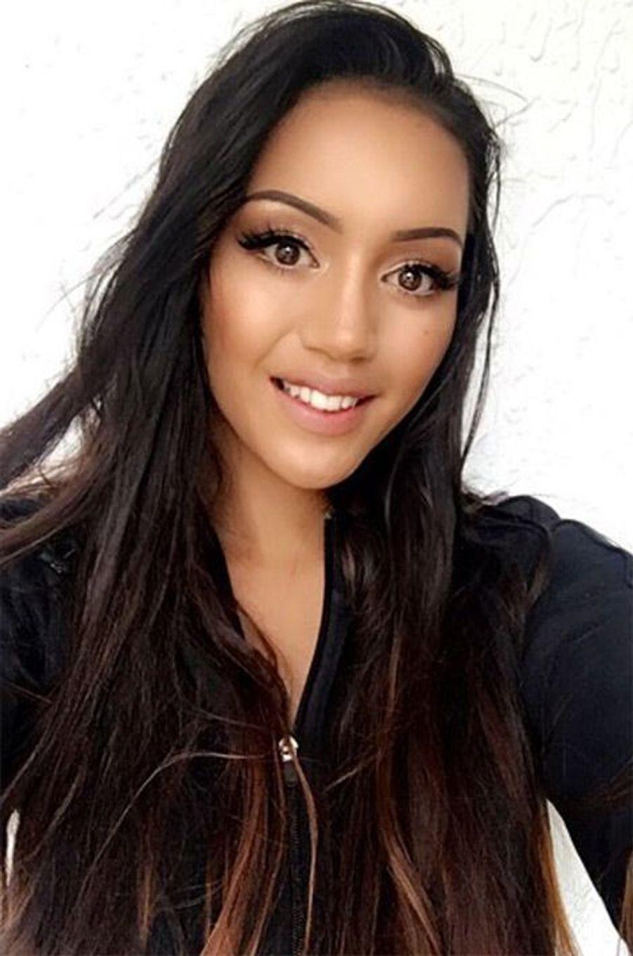 Harlem Cruz Ihaia, Miss Nouvelle-Zélande.