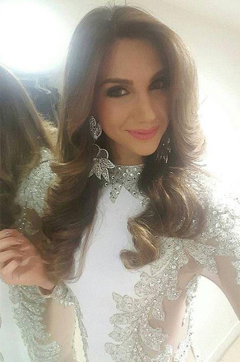 Laura de Sanctis, Miss Panama.
