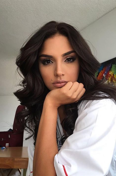 Laura González Ospina, Miss Colombie 2017.