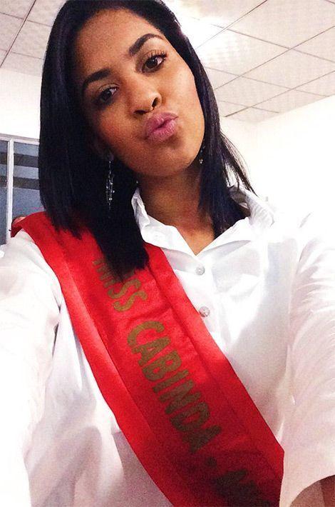 Lauriela Márcia Martins, Miss Angola 2017.