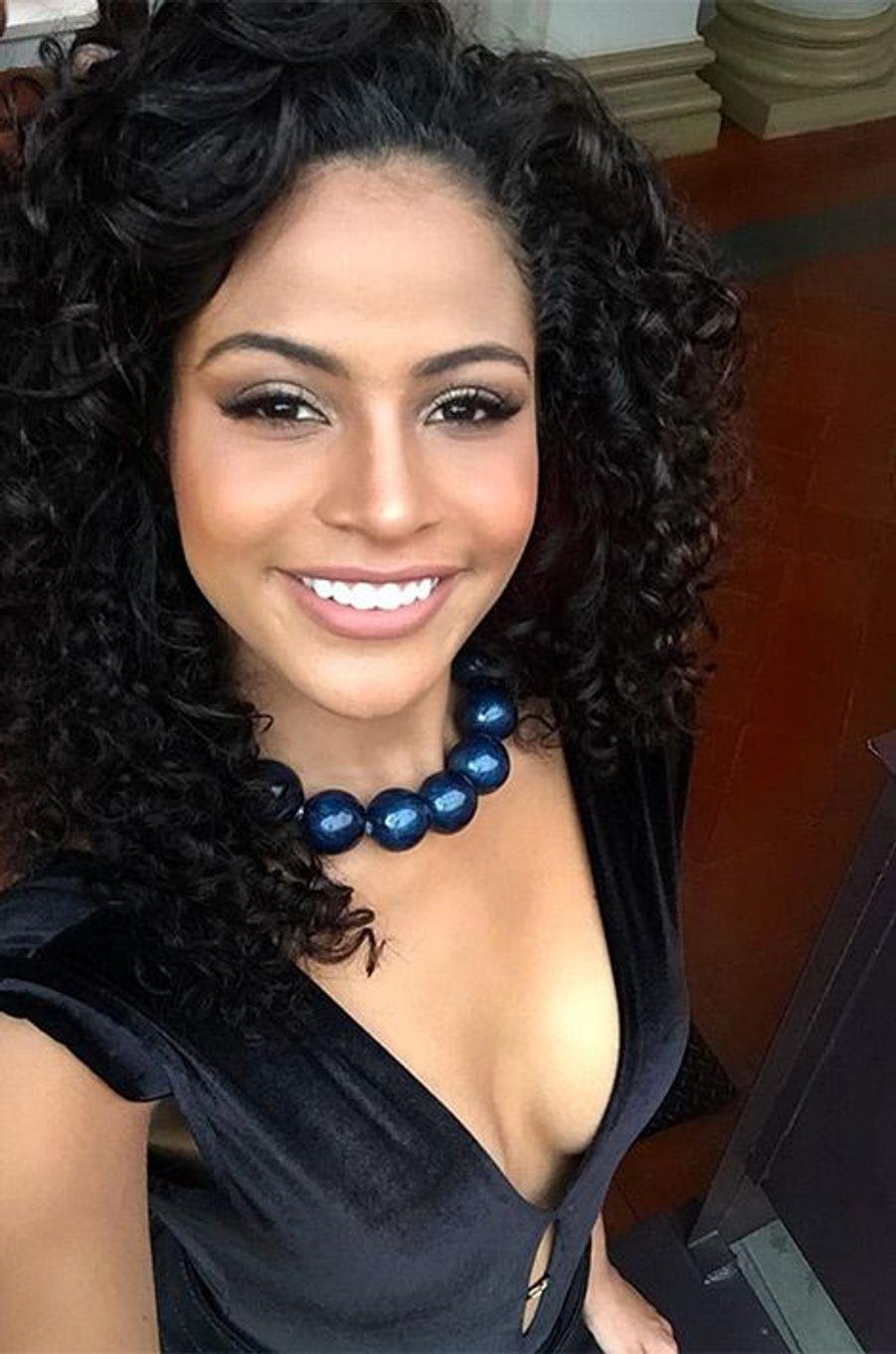 Monalysa Alcântara, Miss Brésil 2017.