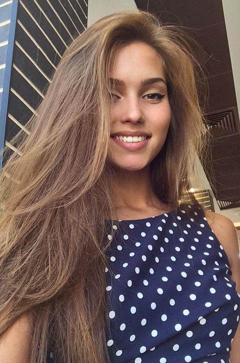 Kseniya Alexandrova, Miss Russie 2017.