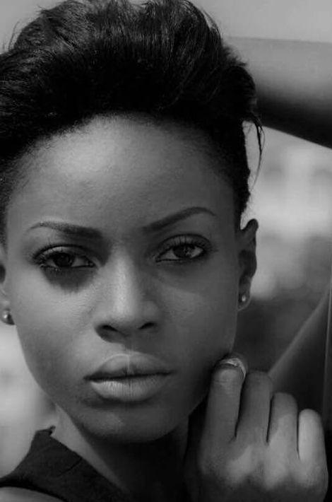 Adama Lakoh Kargbo, Miss Sierra Leone.