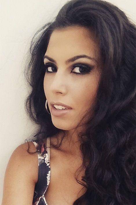 Sofía del Prado, Miss Espagne.