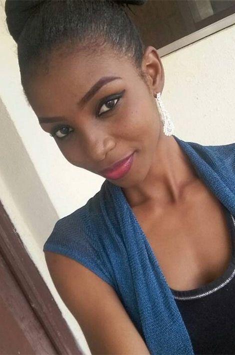 Stephanie Agbasi, Miss Nigeria.