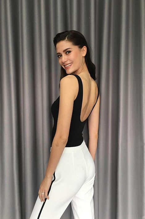 Maria Lynn Poonlertlarp Ehren, Miss Thaïlande 2017.