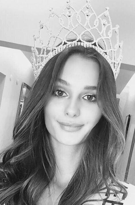Pinar Tartan, Miss Turquie 2017.