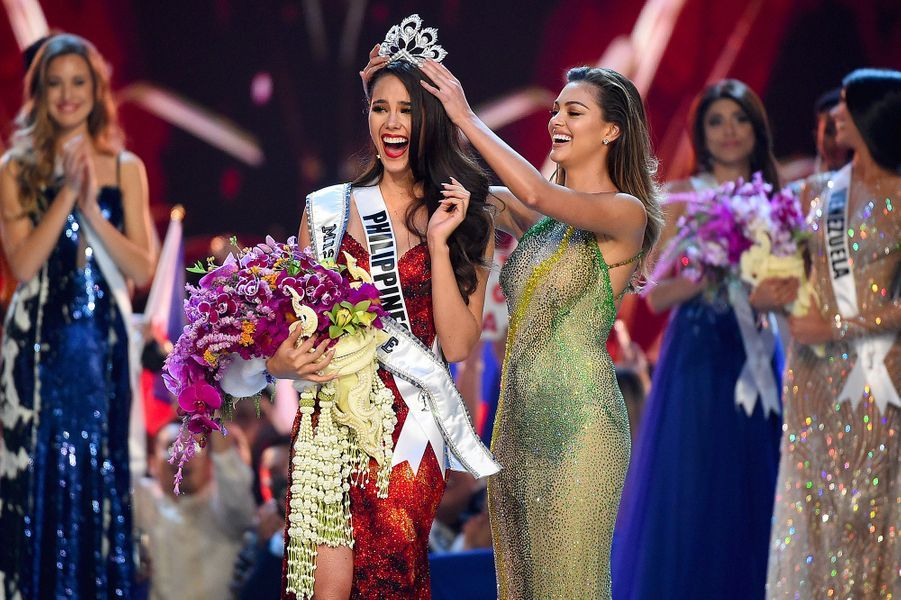 Miss Univers 2018 : Catriona Gray