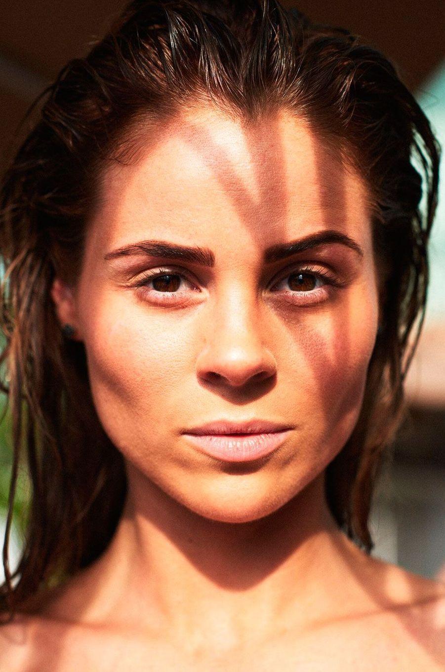 Miss Islande, Hildur Maria Leifsdottir, Miss Univers.