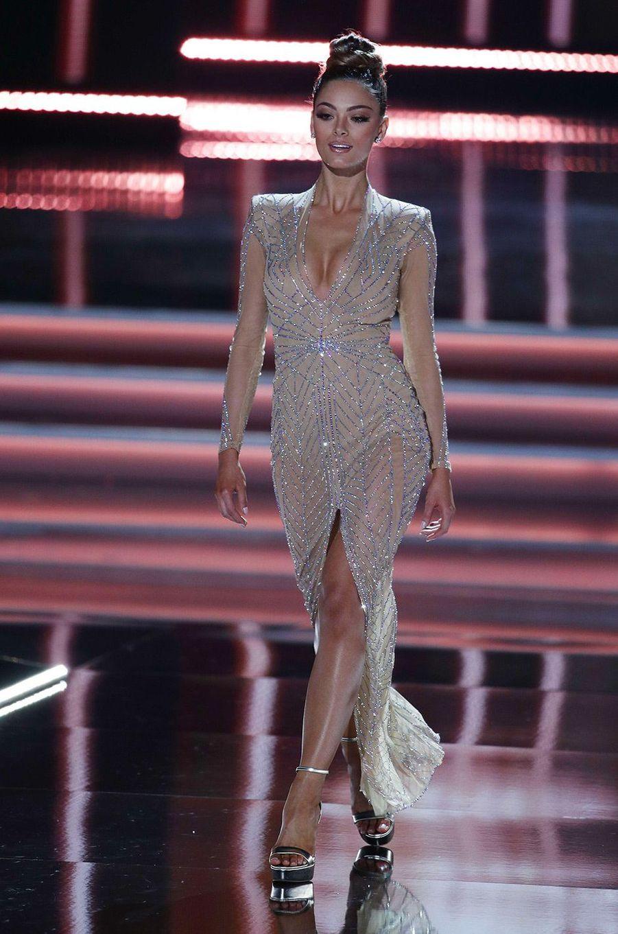 Demi-Leigh Nel-Peters, Miss Afrique du Sud