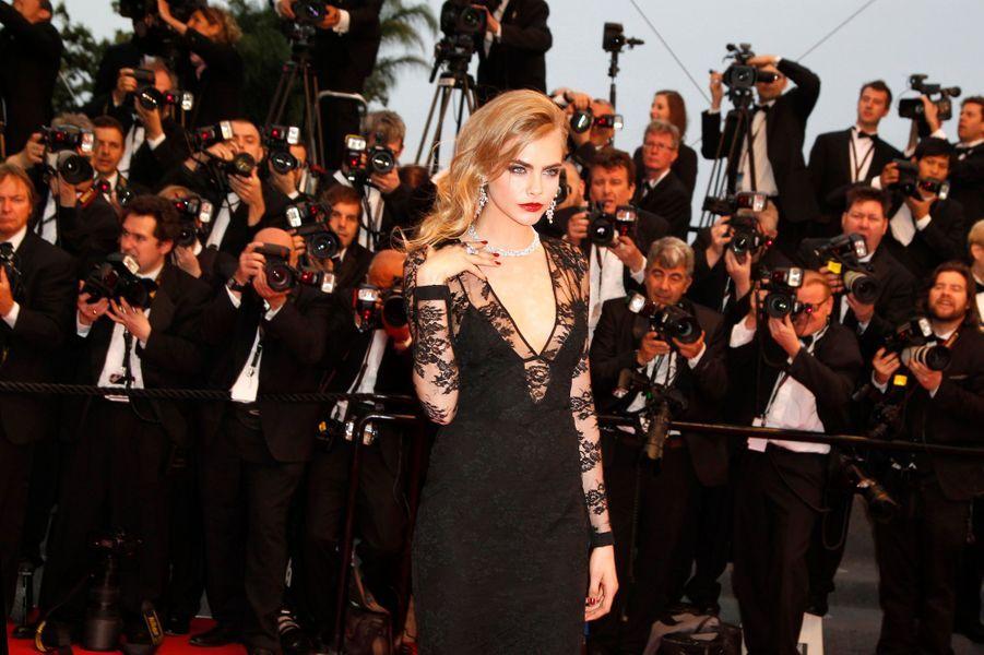 A l'ouverture du Festival de Cannes, 2013