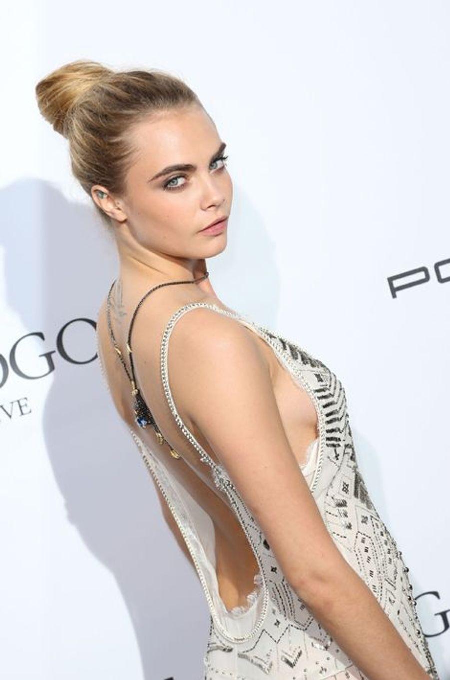 A la soirée De Grisogono lors du Festival de Cannes 2014