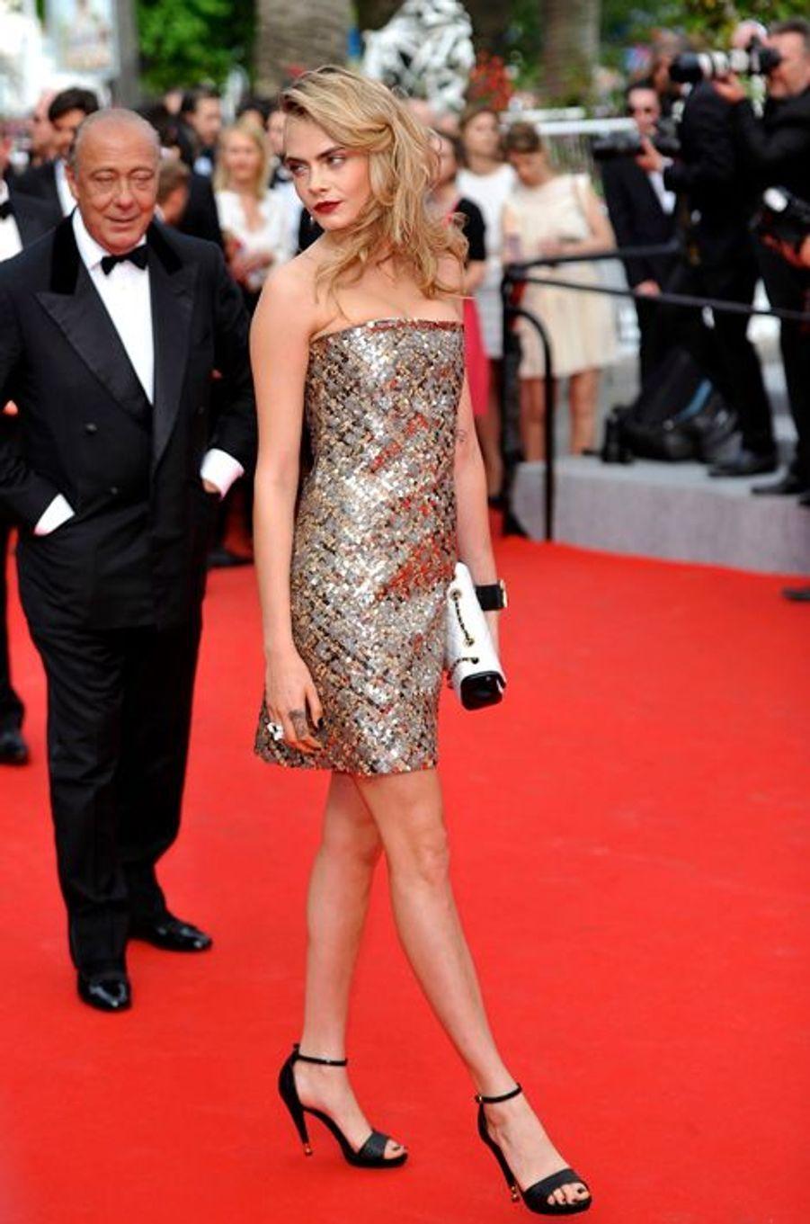 Au Festival de Cannes 2014