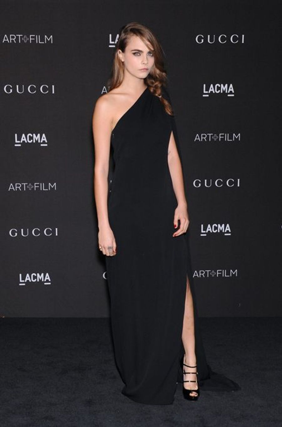 Au LACMA Art + Film gala, Los Angeles, novembre 2014