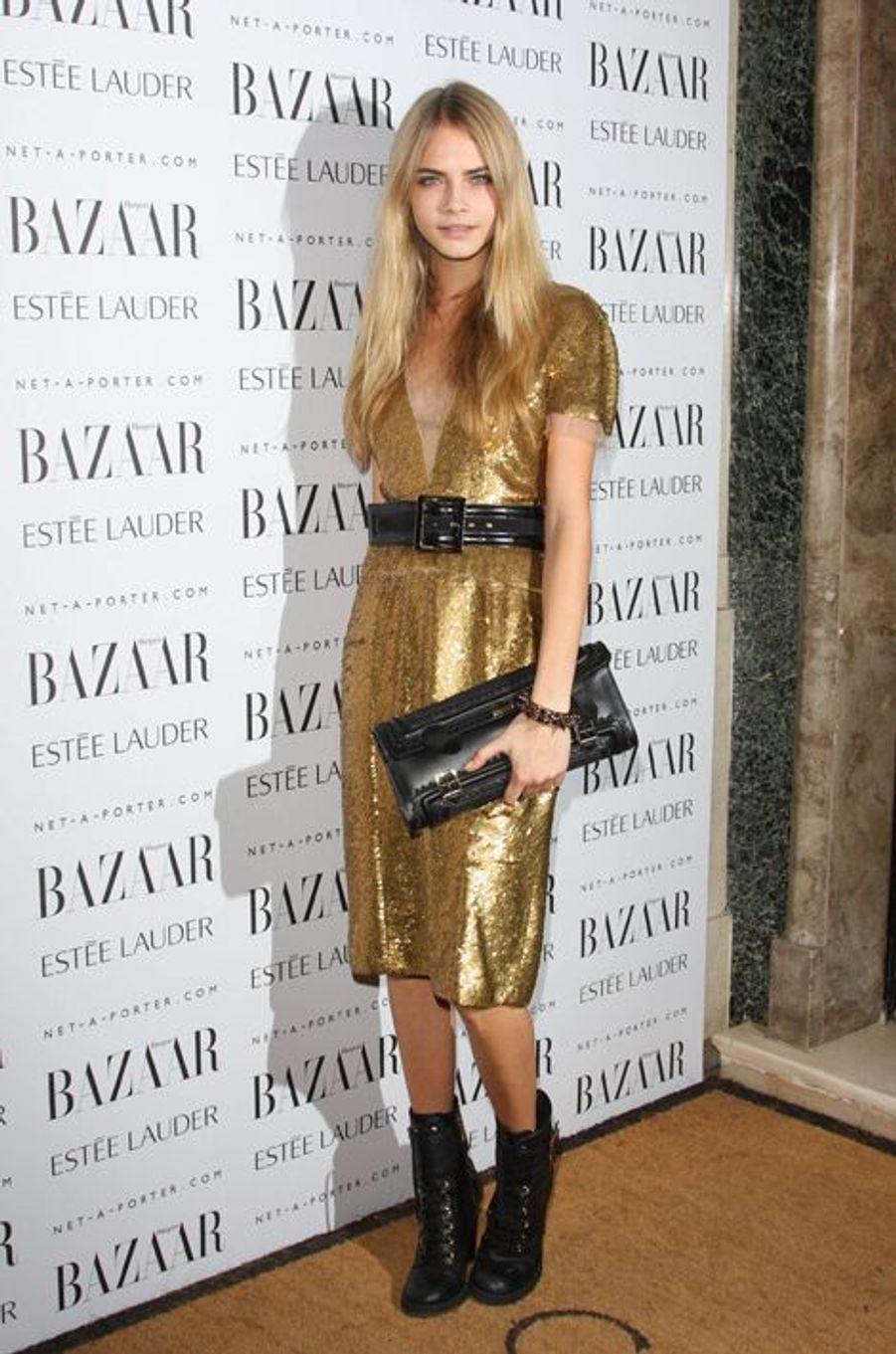 AuHarper's Bazaar Women Of The Year Awards à Londres, 2011