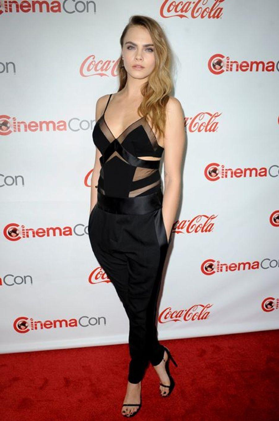 Aux Cinemacon Big Screen Achievement Awards à Las Vegas, avril 2015