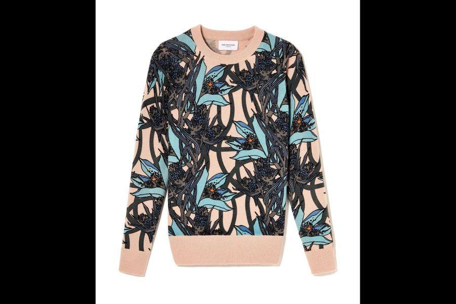 Botanique : Sweat-shirt en cachemire, Eric Bompard, 295 €
