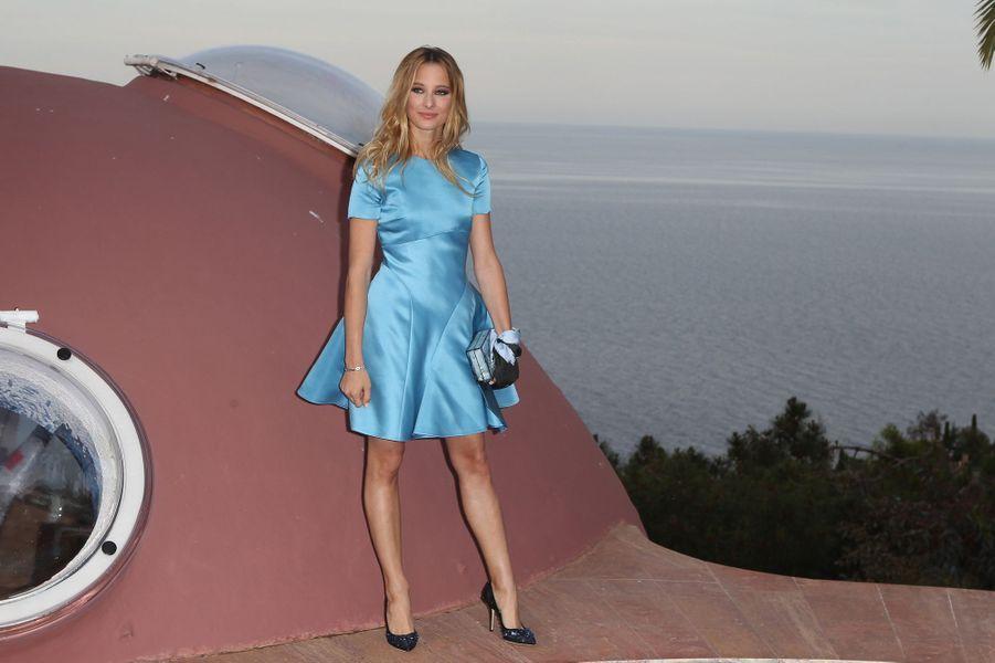 Ilona Smet au défilé Dior Cruise 2016