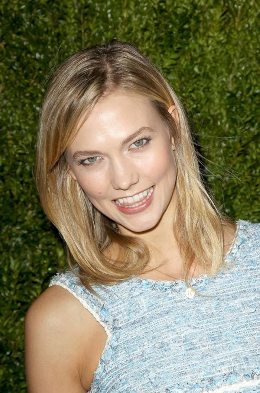 Karlie Kloss à New York le 20 avril 2015
