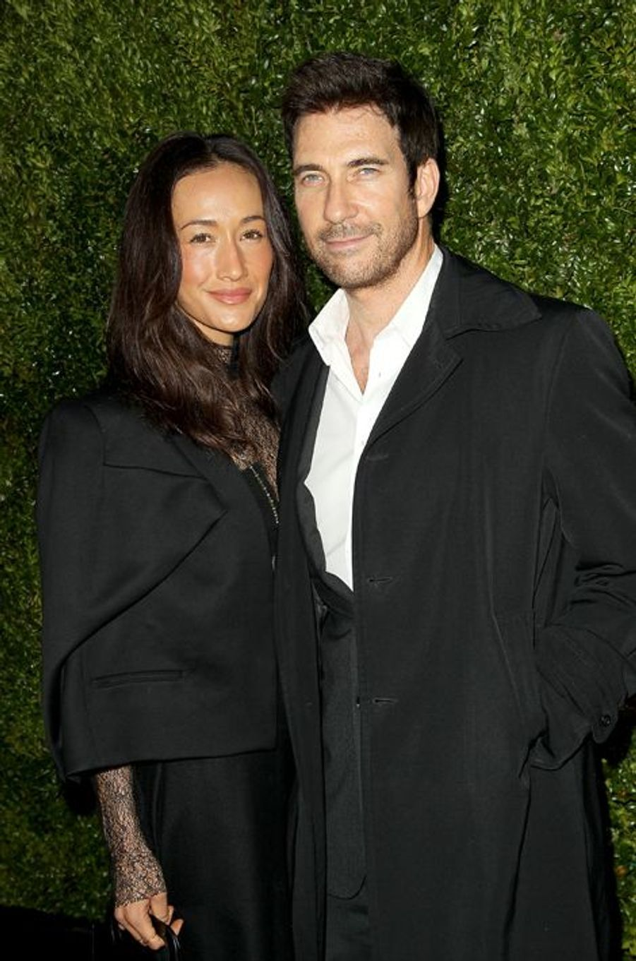 Maggie Q et Dylan McDermott à New York le 20 avril 2015
