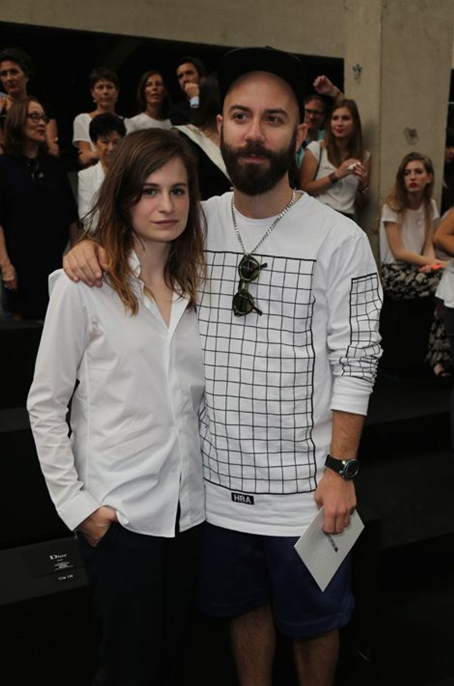 Christine and the Queens et Woodkid