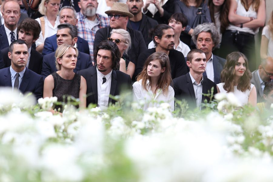 Joanne Tucker, Adam Driver, Christine and the Queens, Dave Franco et sa compagne