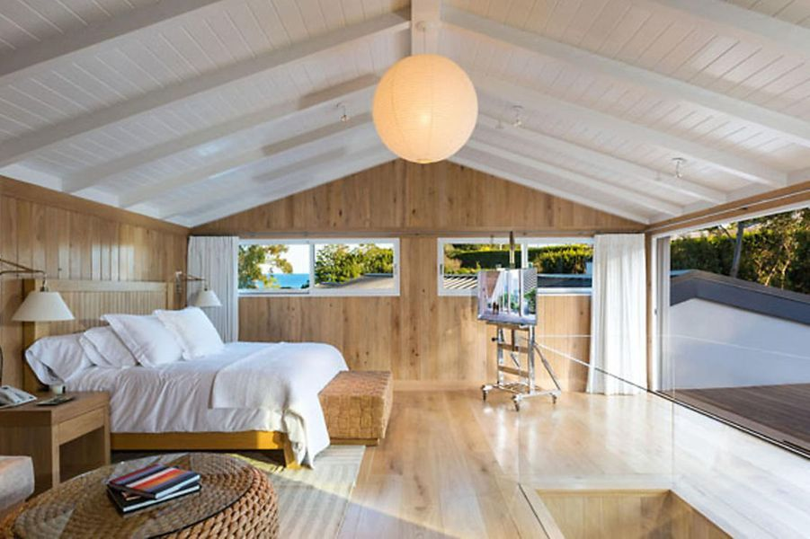 Cindy Crawford et son mari ont vendu une de leurs villas de Malibu il y a quelques jours.