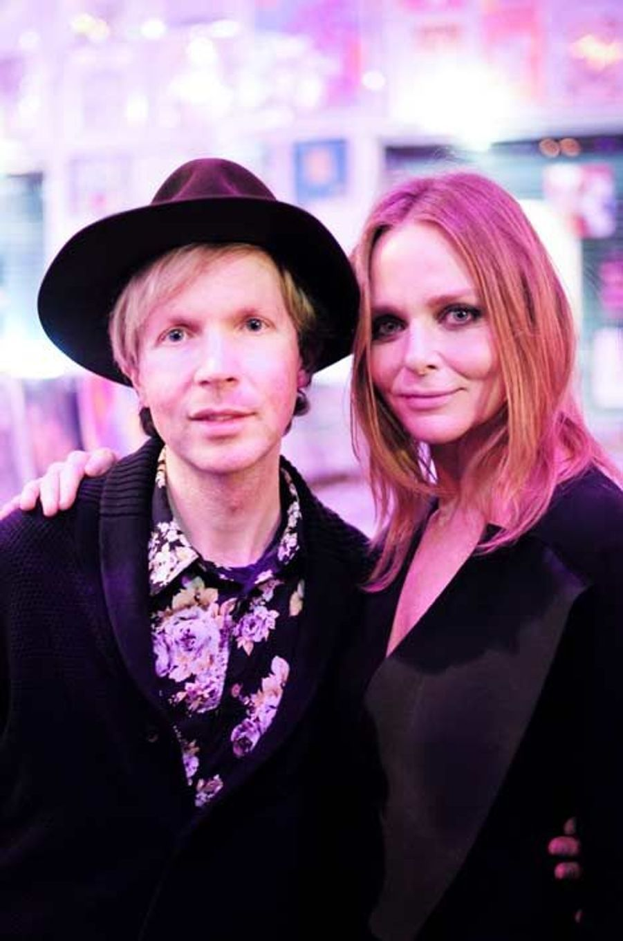 Beck et Stella McCartney