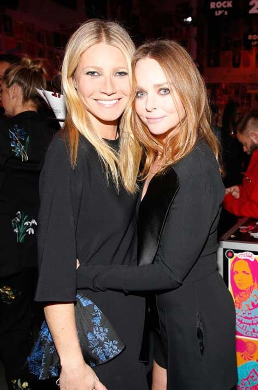 Gwyneth Paltrow et Stella McCartney