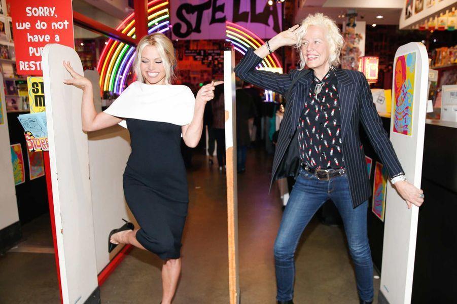 Pamela Anderson et Ellen von Unwerth