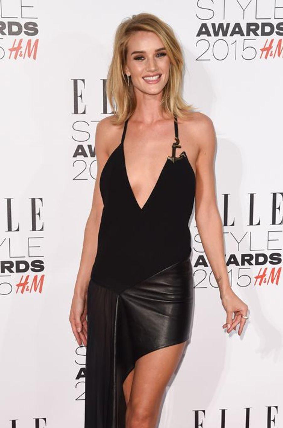 Aux Elle Style Awards 2015 à Londres