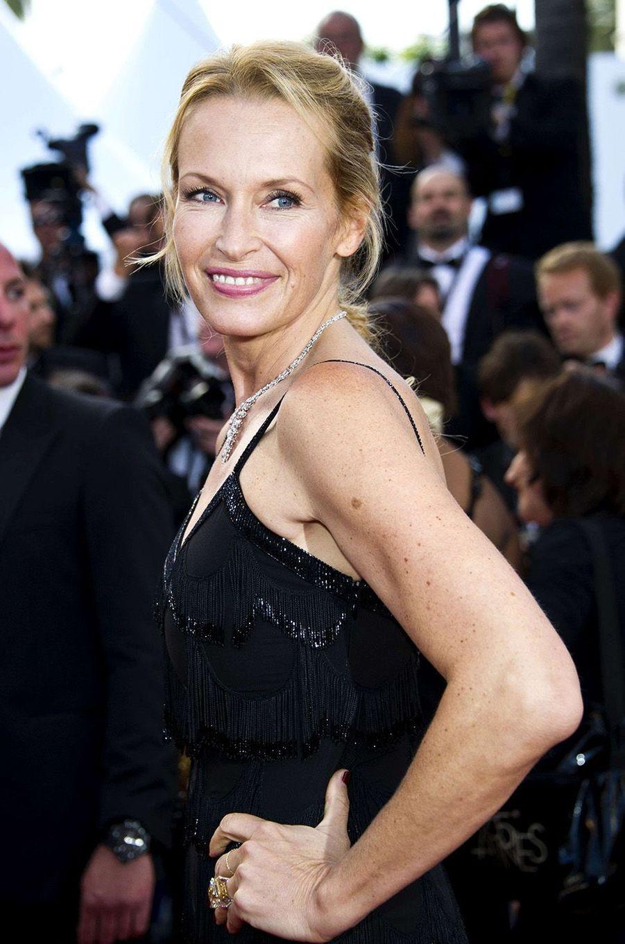 Estelle au Festival de Cannes en 2012