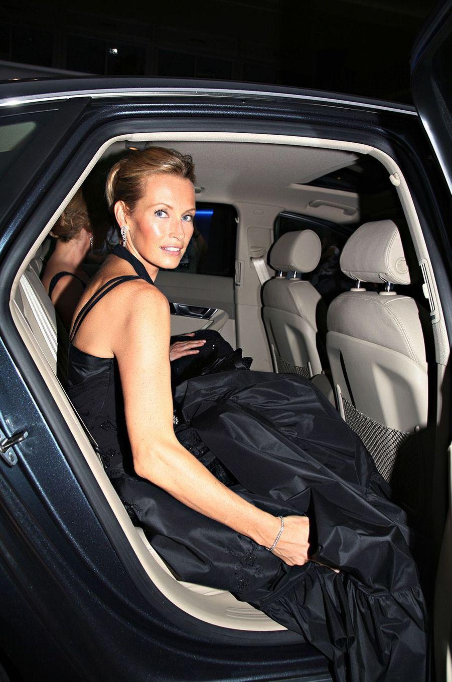 Estelle dans les coulisses du Festival de Cannes 2007