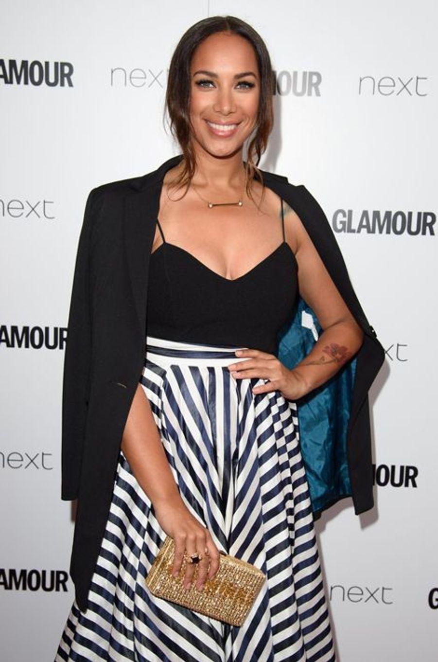 Leona Lewis à Londres le 2 juin 2015