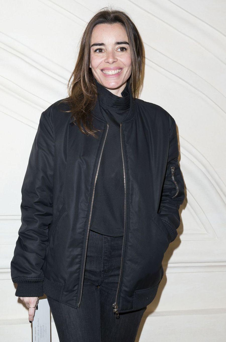 Elodie Bouchez à Paris le 7 mars 2016