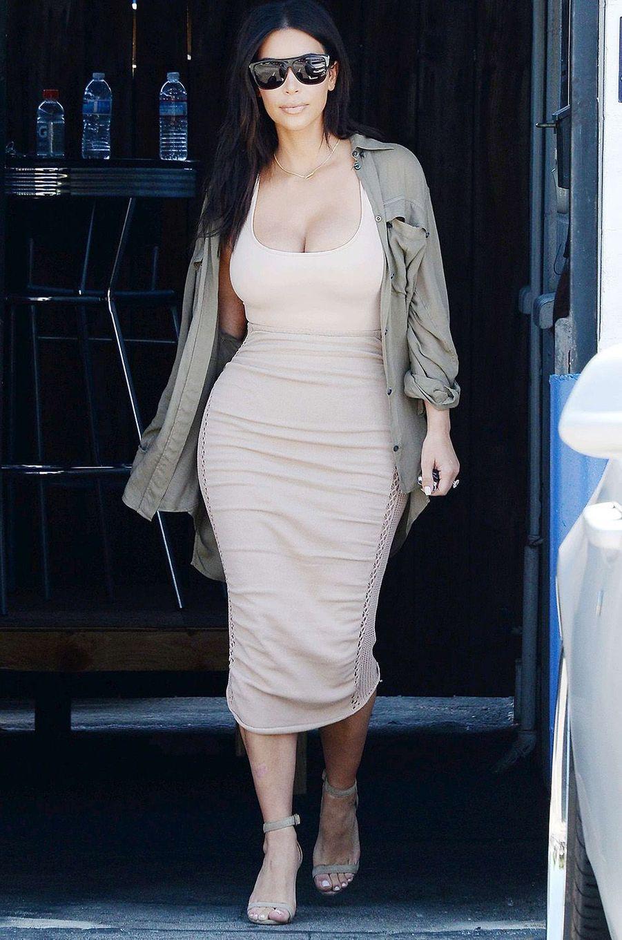 "Kim Kardashian a gagné près de 45 millions de dollars en quelques mois avec son application ""Kim Kardashian : Hollywood"""