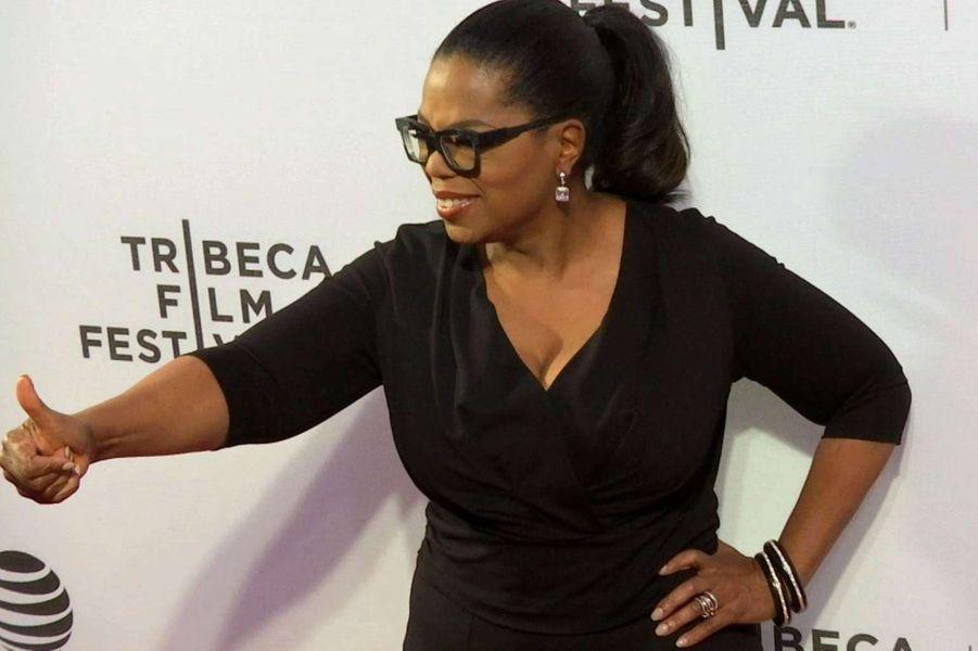 Oprah Winfrey a créé sa propre chaîne de télévision la OWN.