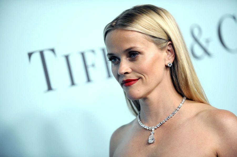 Reese Witherspoon, actrice hollywoodienne, a crée sa boîte de prod et sa ligne de vêtements.