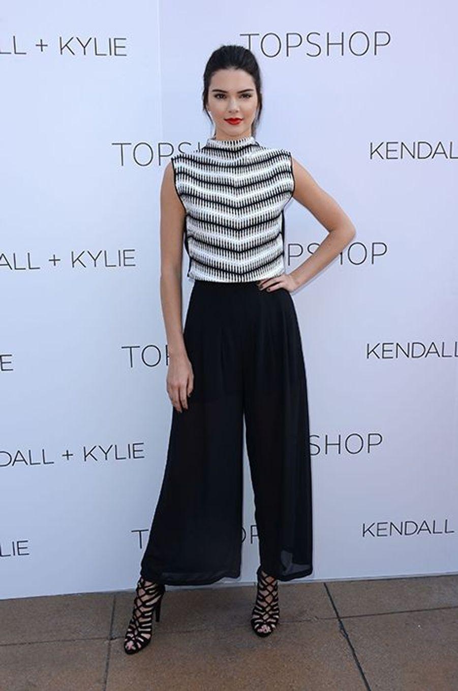 Kendall Jenner à Los Angeles le 3 juin 2015
