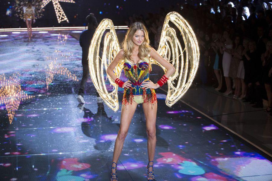 Un ange sur scène