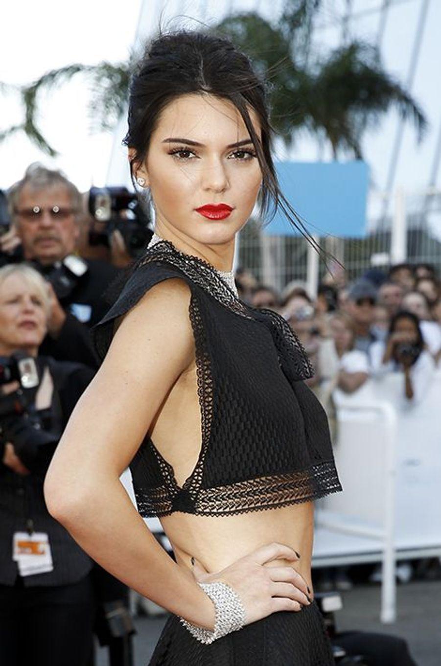 Au Festival de Cannes le 20 mai 2015