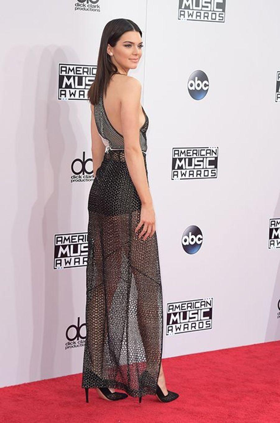 Aux American Music Awards le 23 novembre 2014 à Los Angeles